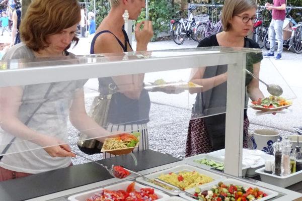 Sommerfest Salatbar