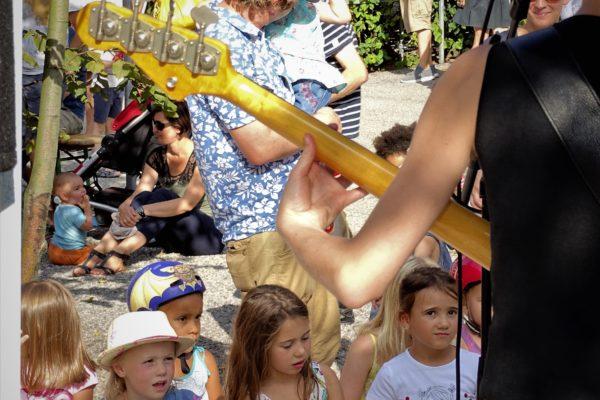 Sommerfest Gitarre