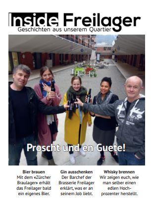 Inside Freilager Ausgabe 5