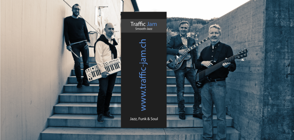 Traffic Jam 26. Mai