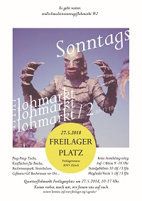 flyer flohmarkt mai small